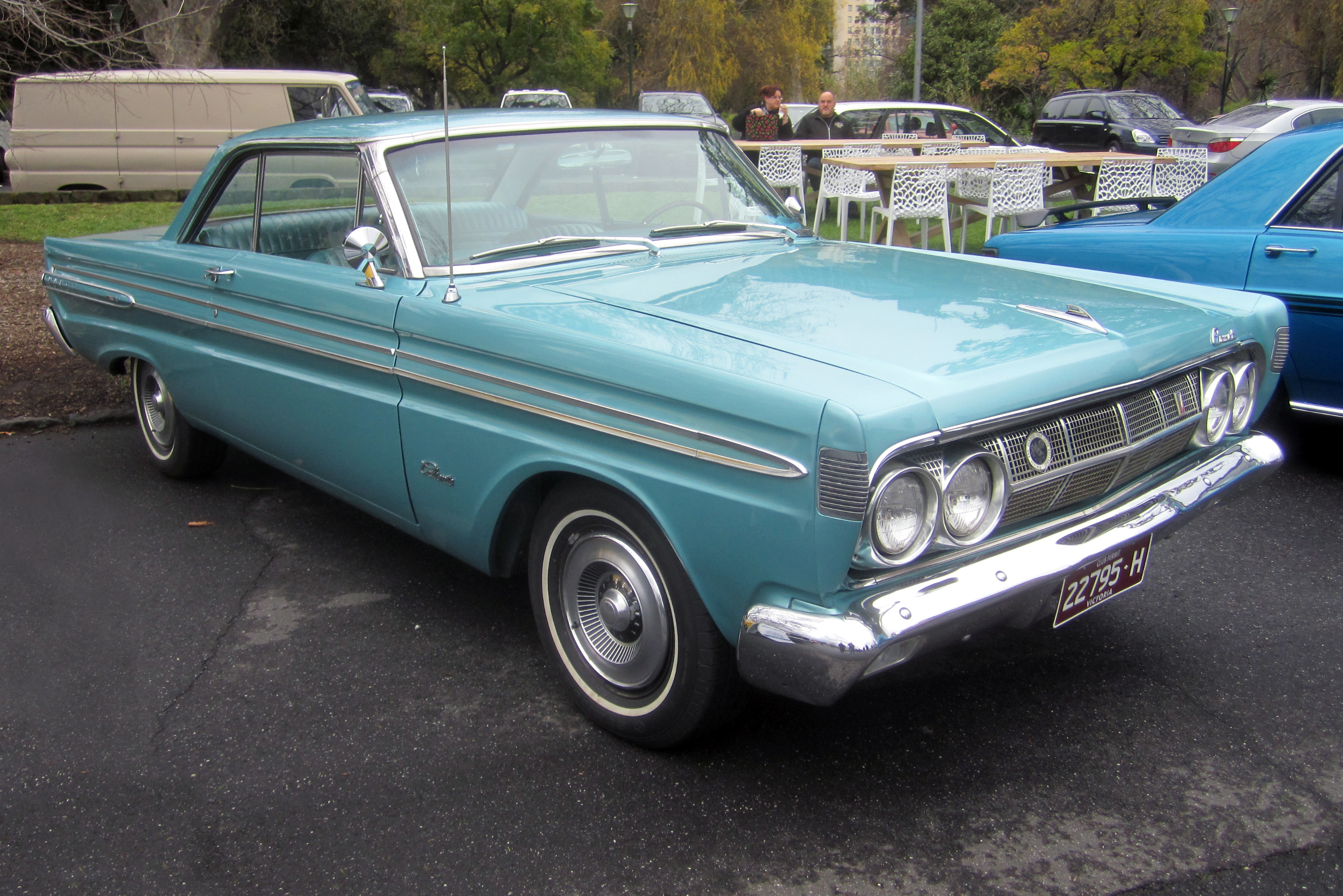 Mercury Comet Wikipedia 1969 Ford Fairlane Muscle Cars 1964 Caliente Coupe 9321170381