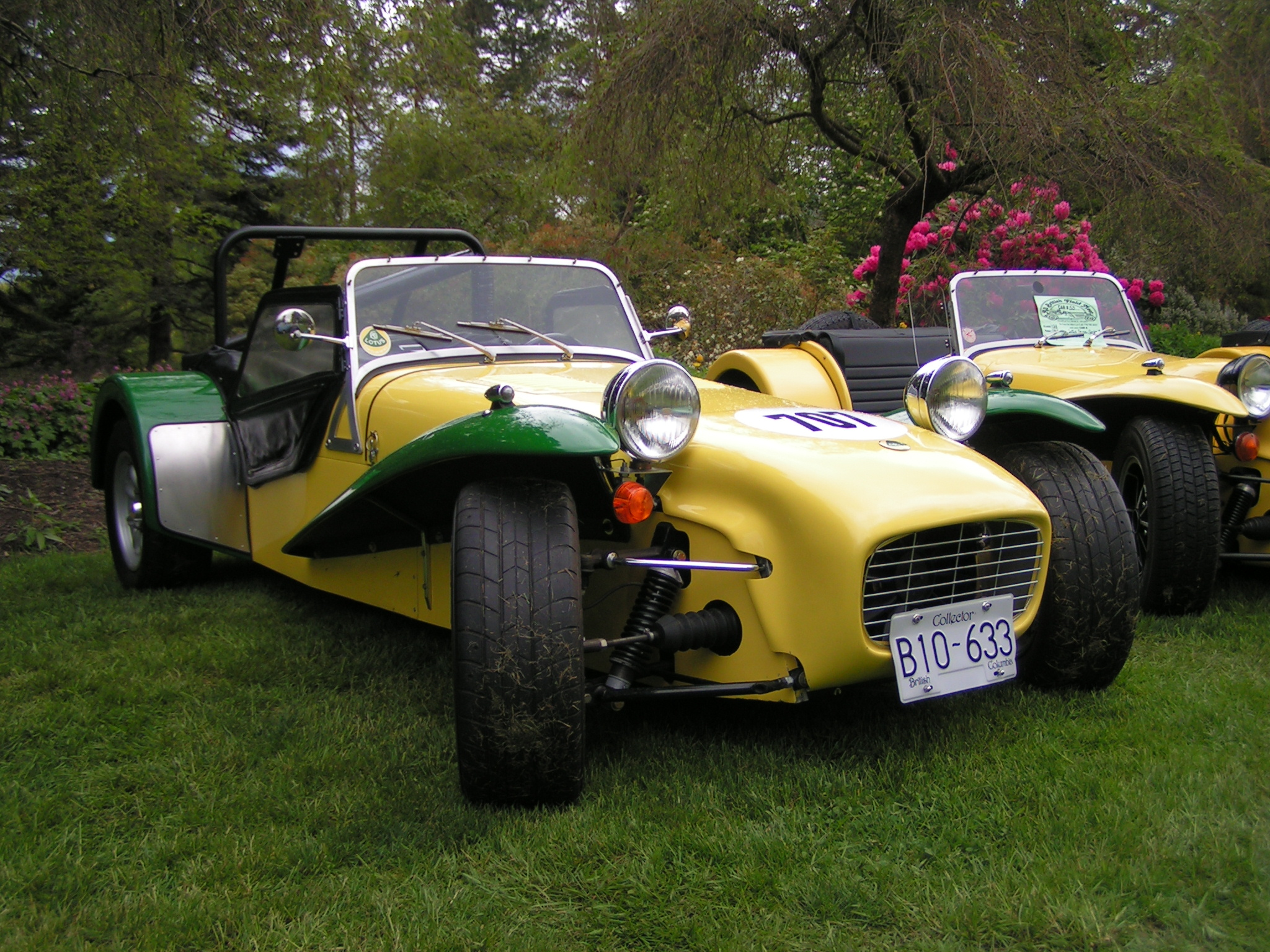 Lotus Super 7 >> Lotus Seven Wikipedia