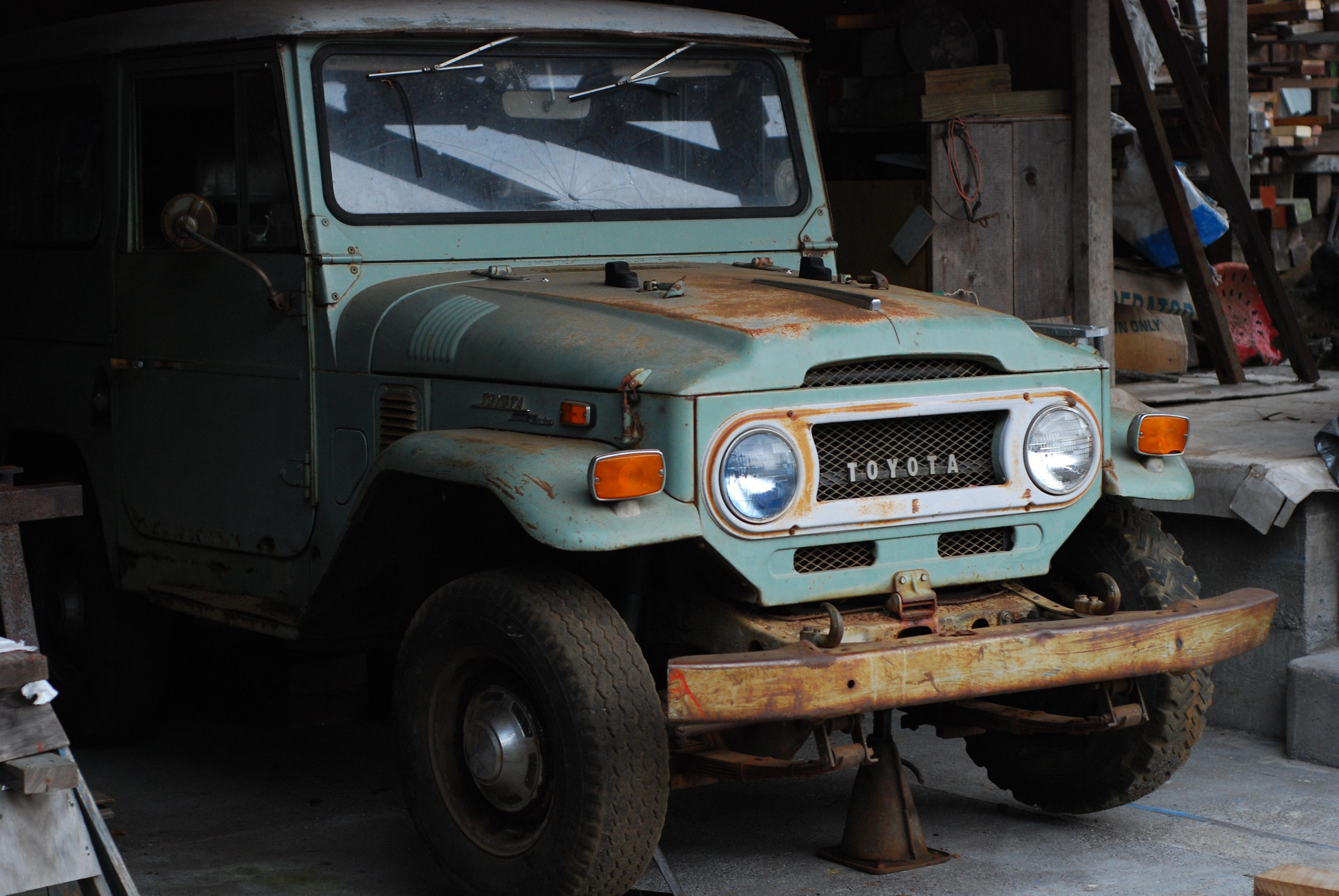 Land Cruiser Used Car