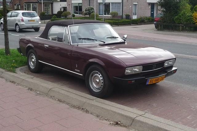 file:1981 peugeot 504 convertible (8972558890) - wikimedia commons