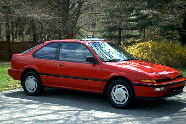 1st Generation Acura Integra (1986-1989).