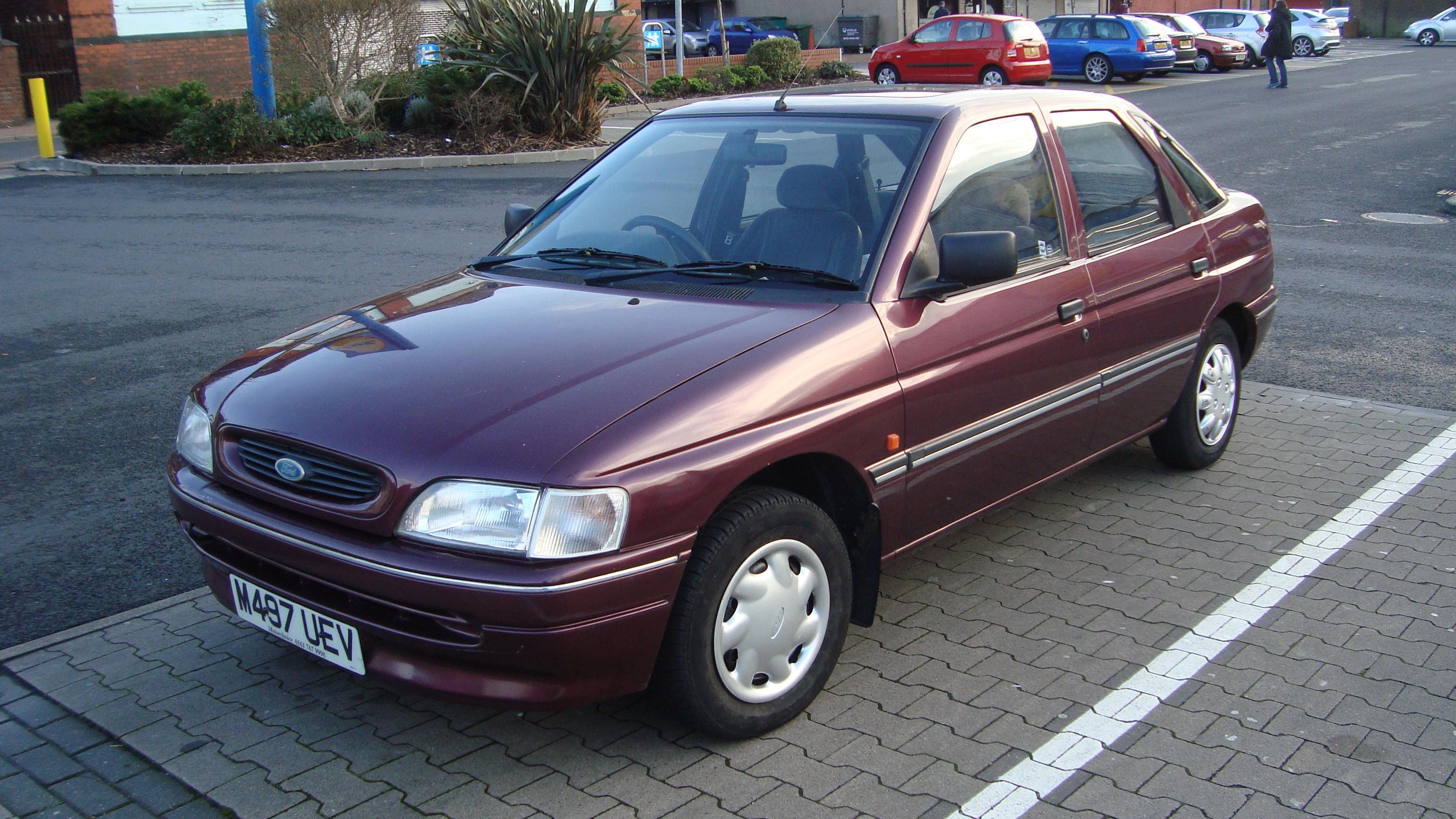 купить форд эскорт 1994 #10