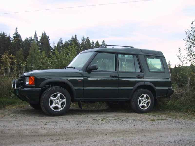 File 2000 Land Rover Discovery Jpg Wikimedia Commons