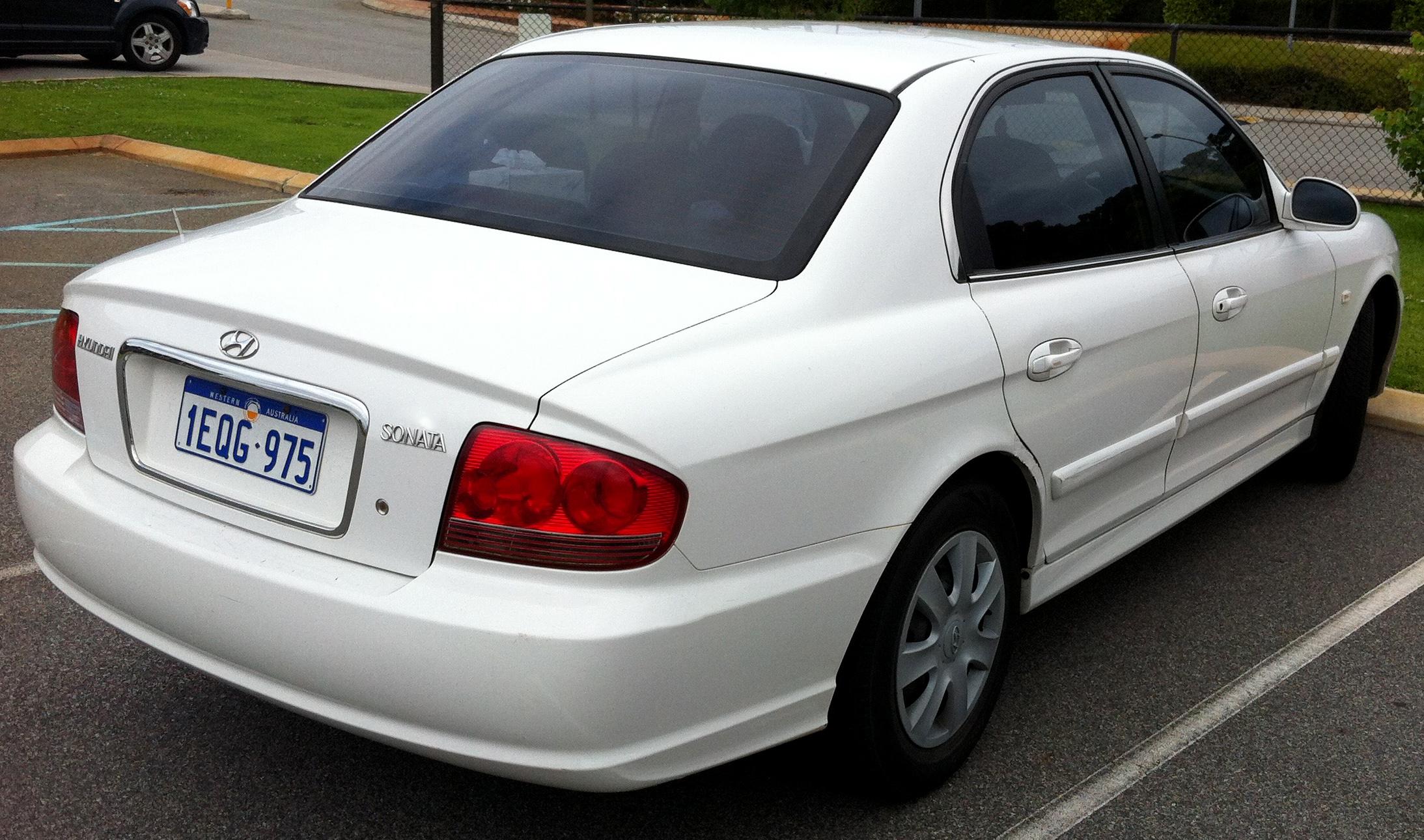 Hyundai Sonata I Y 2 1 8 97 Hp