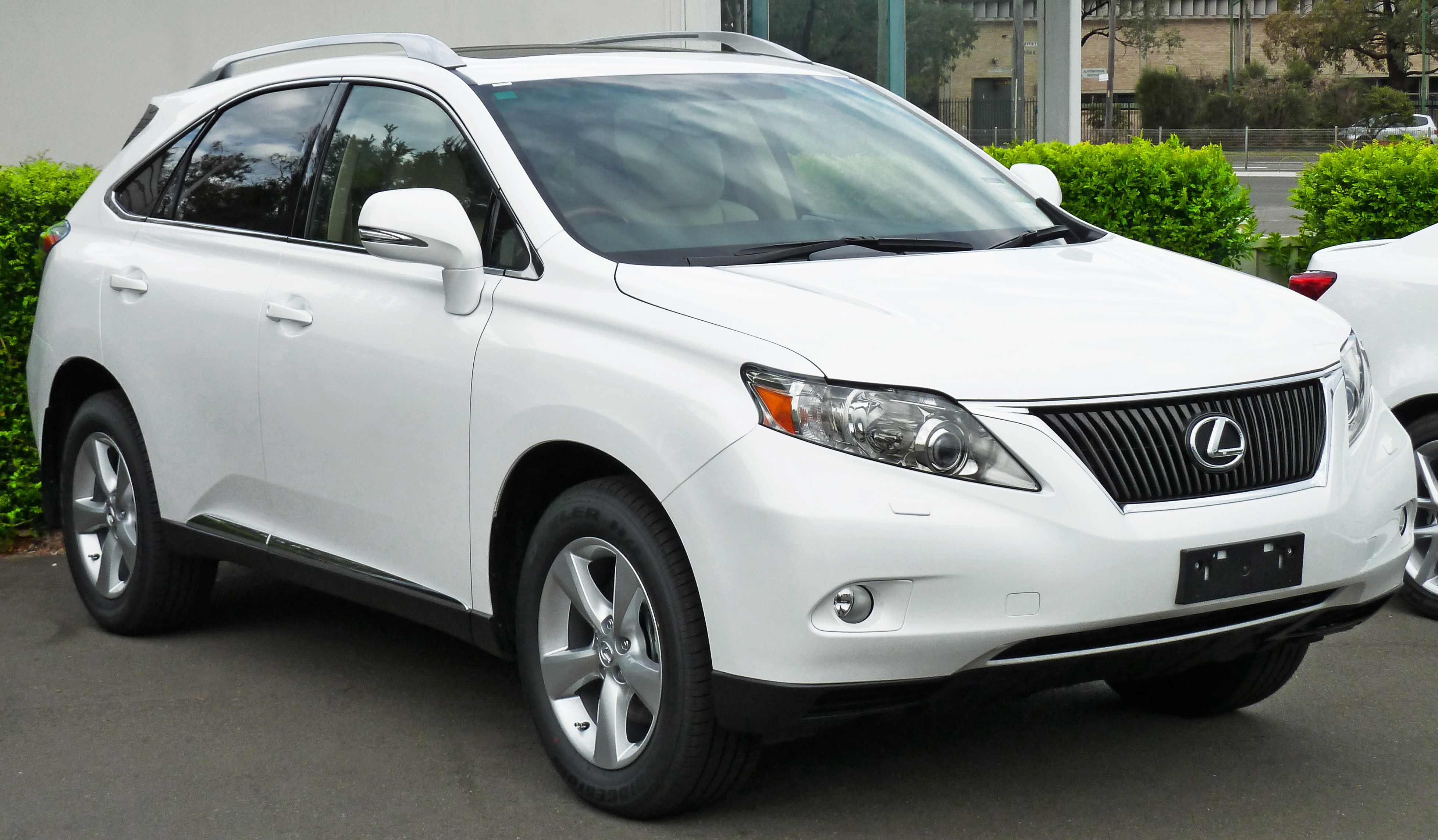 file 2010 2011 lexus rx 350 ggl15r my11 prestige wagon 2011 04 22 wikimedia commons. Black Bedroom Furniture Sets. Home Design Ideas