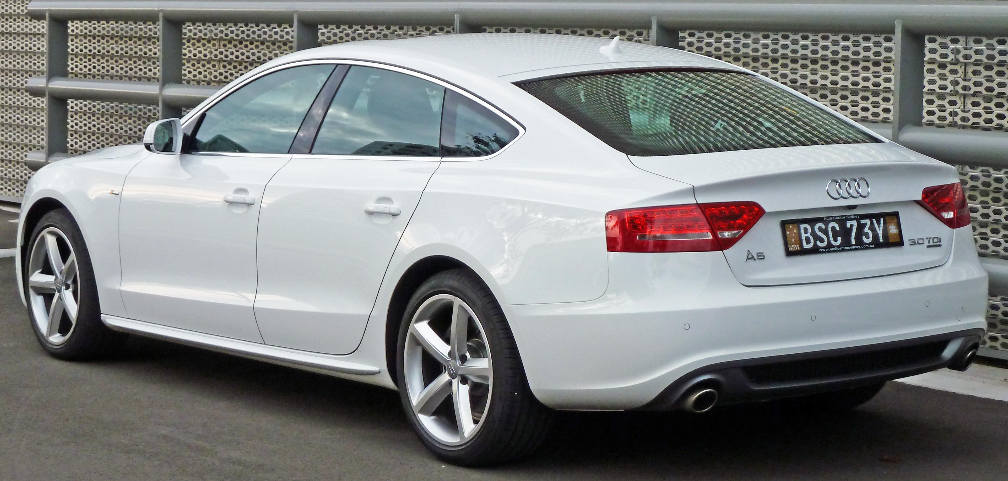 Audi a5 tdi 2010 15