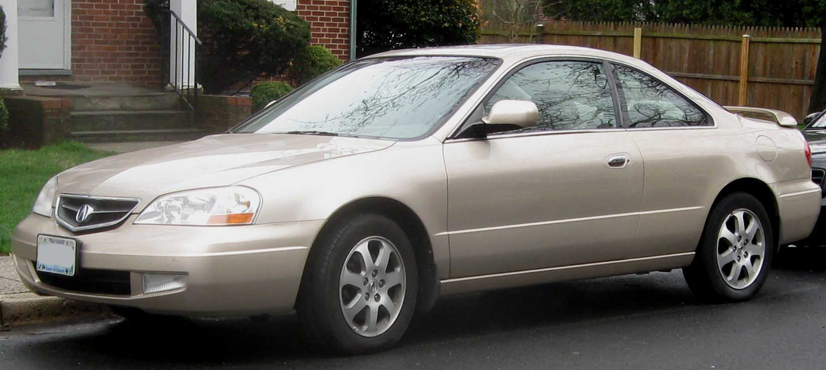 Nd Acura Cl