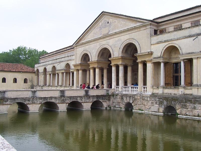 Giulio Romano Villa Lante Al Giabicolo