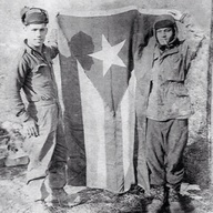 File65th Infantry And Puerto Rican Flage