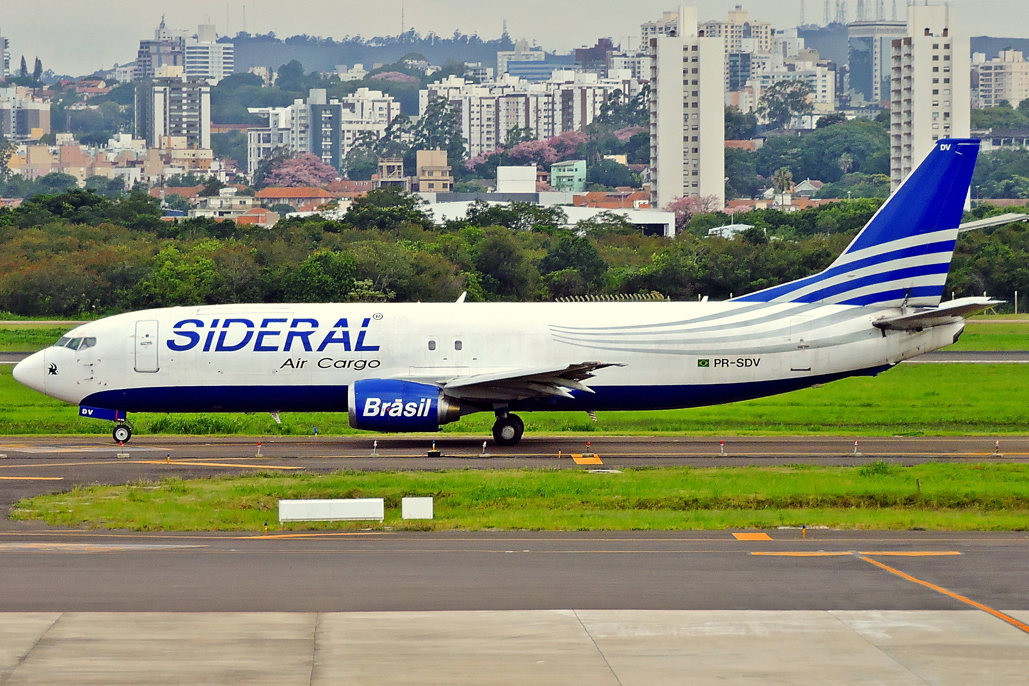 Sideral (airline) - Wikipedia