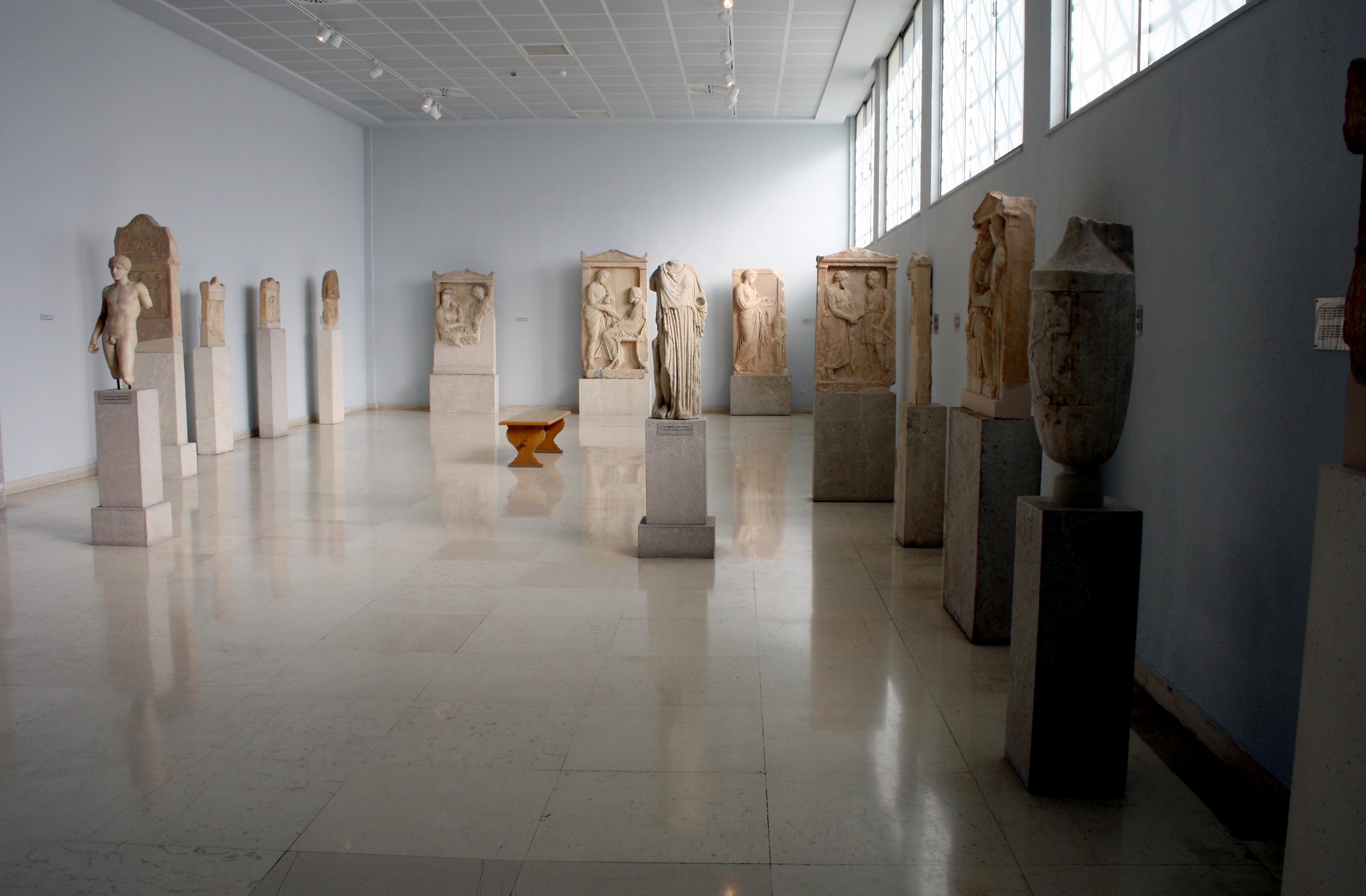 File 7504 Piraeus Arch Museum Athens 1st Floor Room