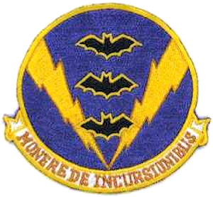 Emblem of the 859th Radar Squadron