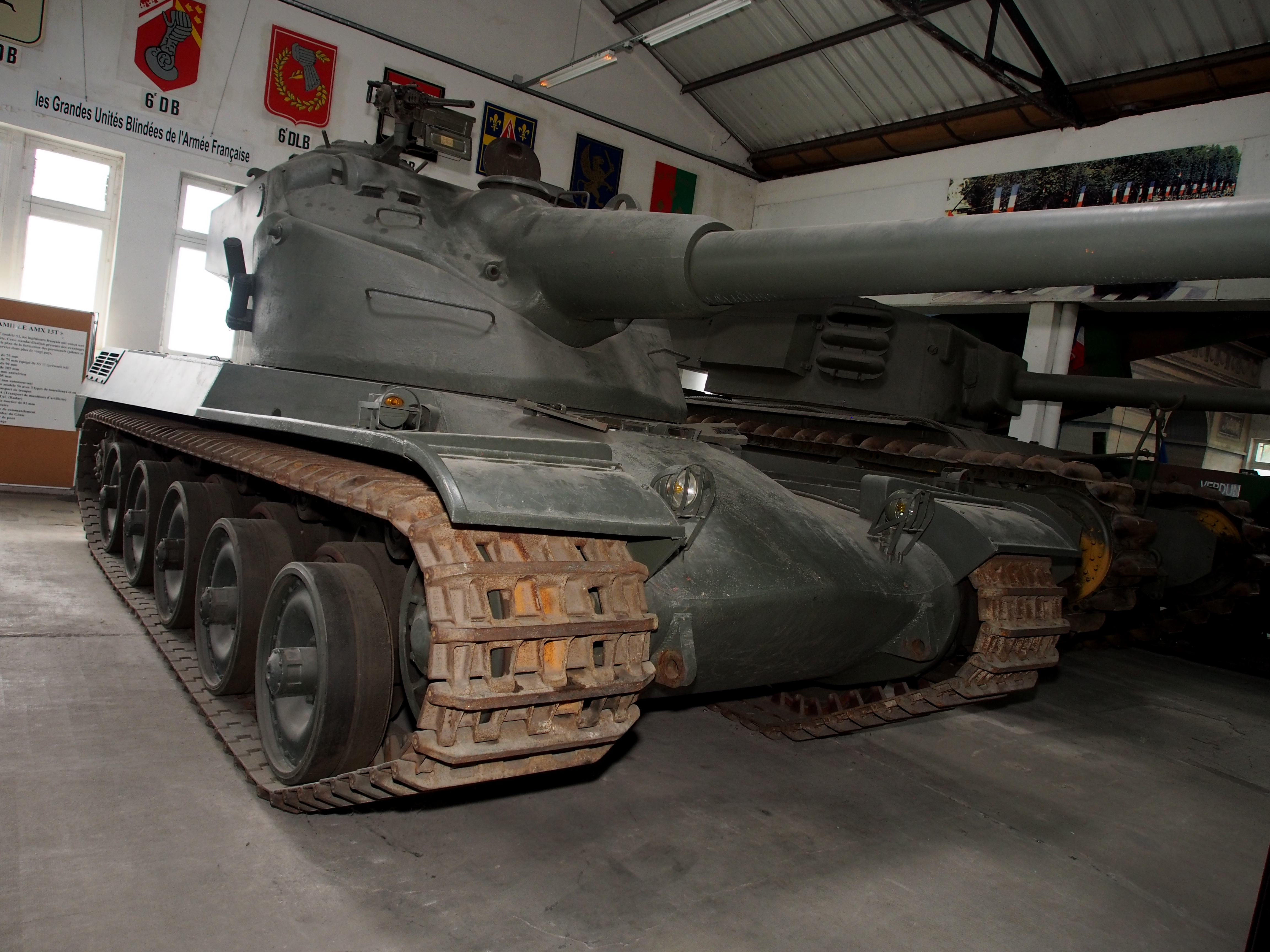 fileamx50 tanks in the mus233e des blind233s france pic3
