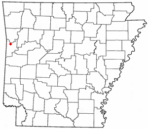 Loko di Barling, Arkansas