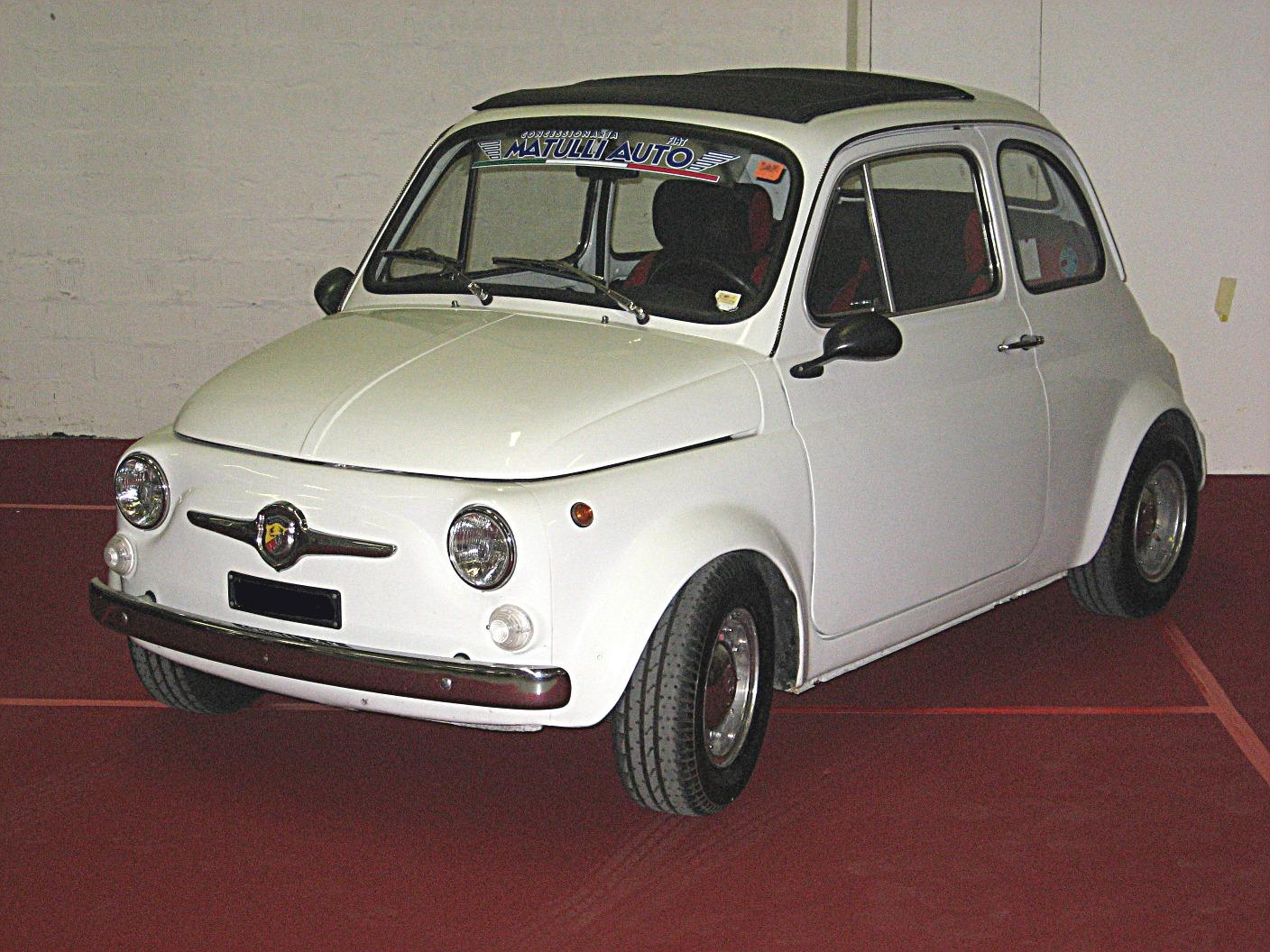 Wiki Abarth Upcscavenger