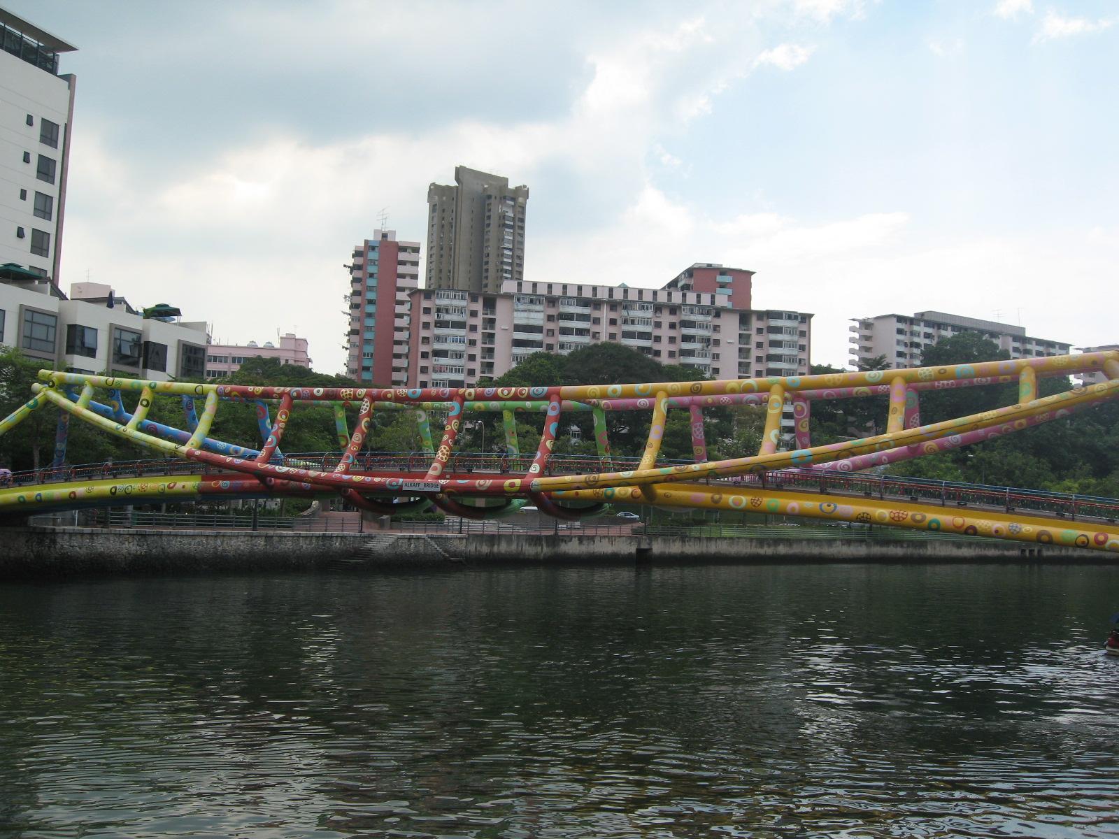 alkaff bridge - photo #7