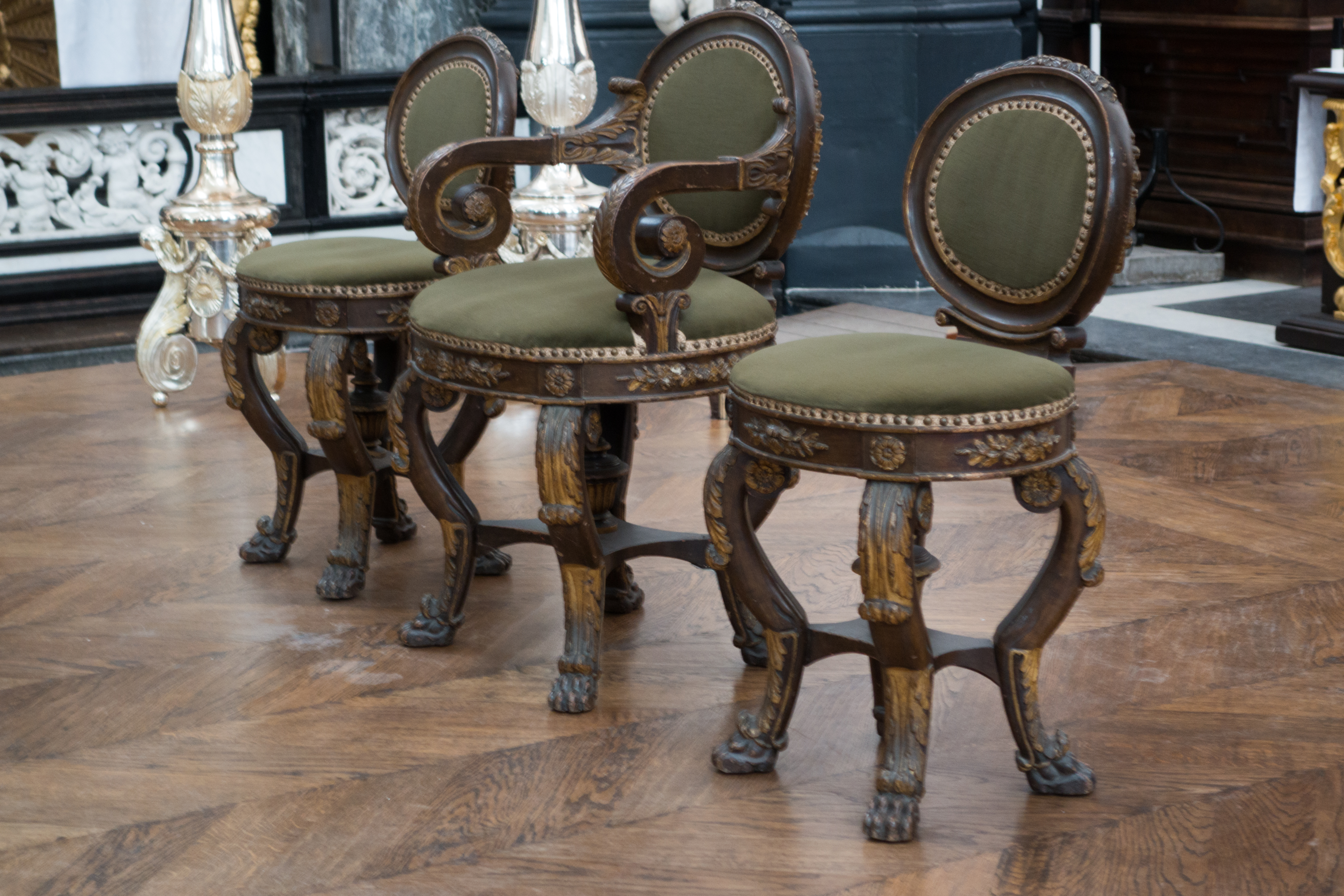 shield antique l stools victorian pairs and mahogany shaped side hall sofas refno chairs chair single