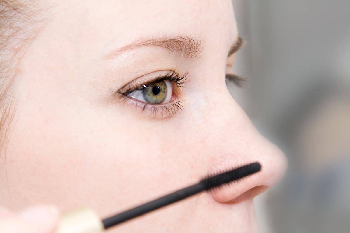 Image result for apply mascara