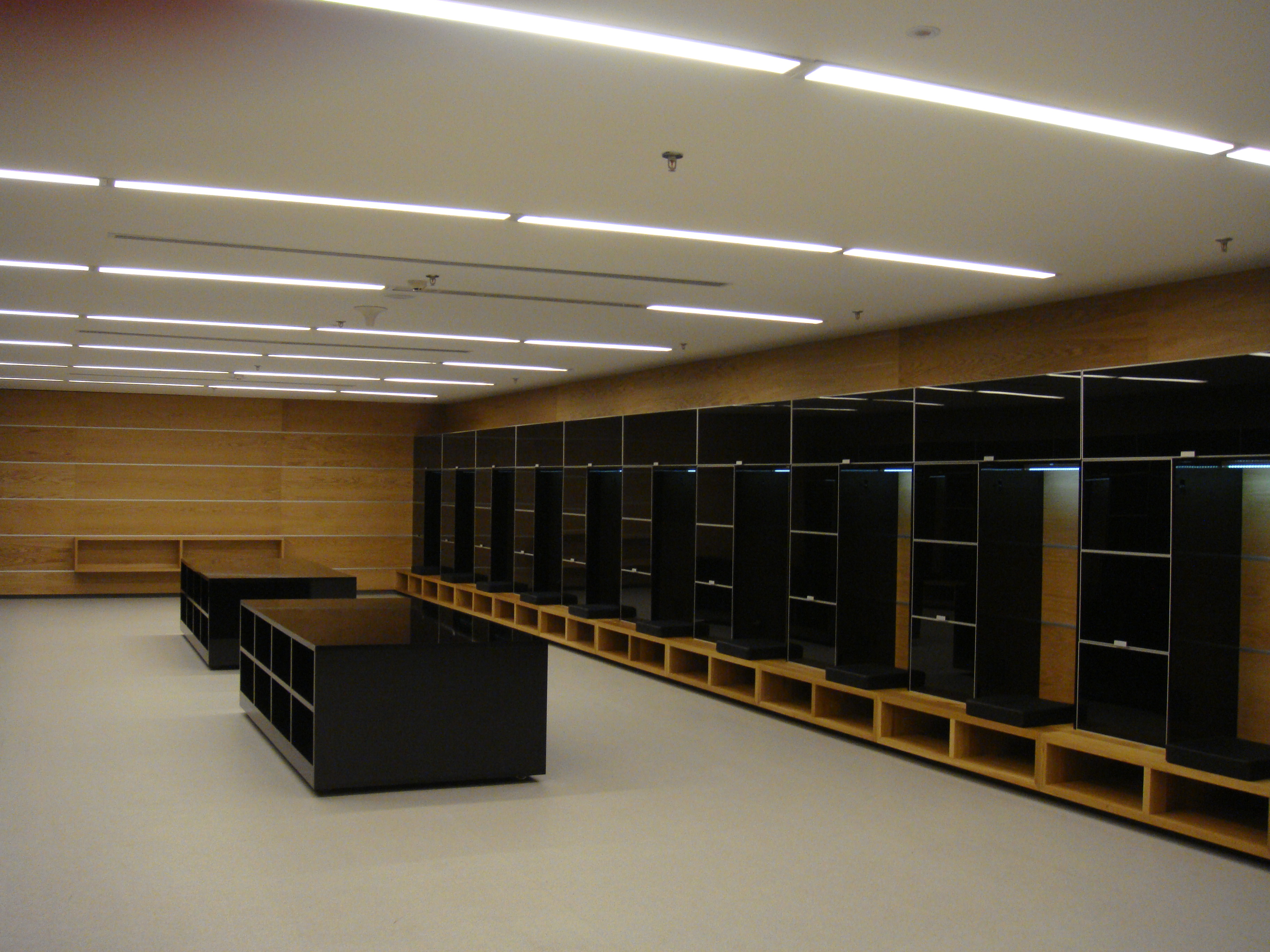 Football Changing Rooms For Sale