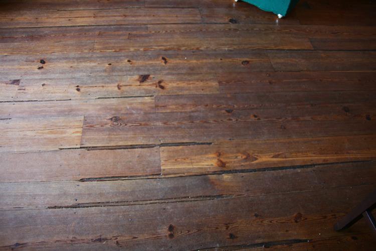 File:Arlington House   Main Hall   Flooring   2011