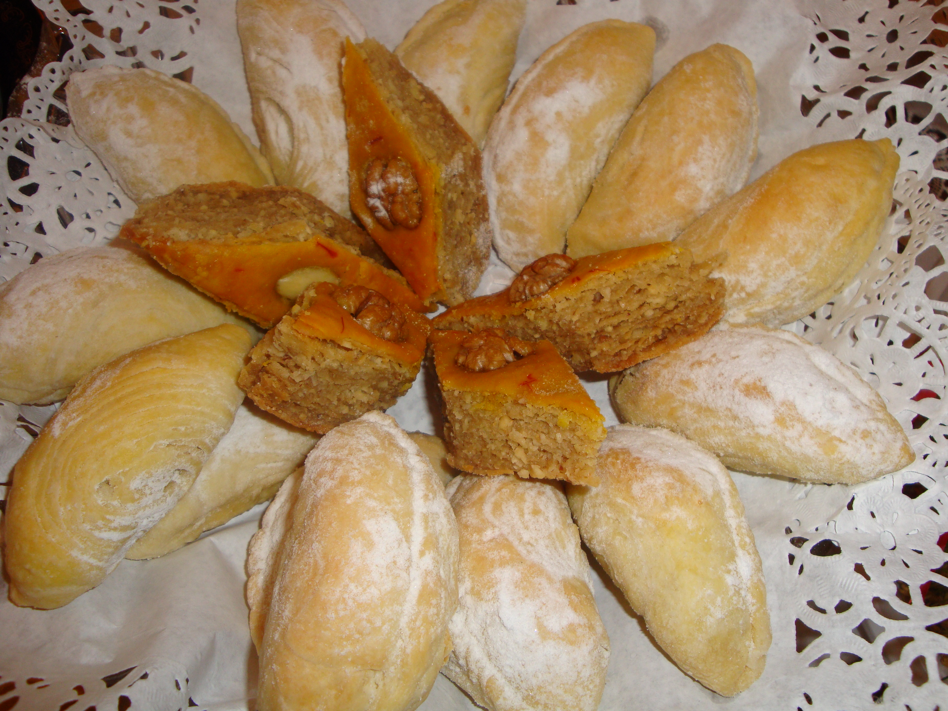 Шекербура рецепт с фото