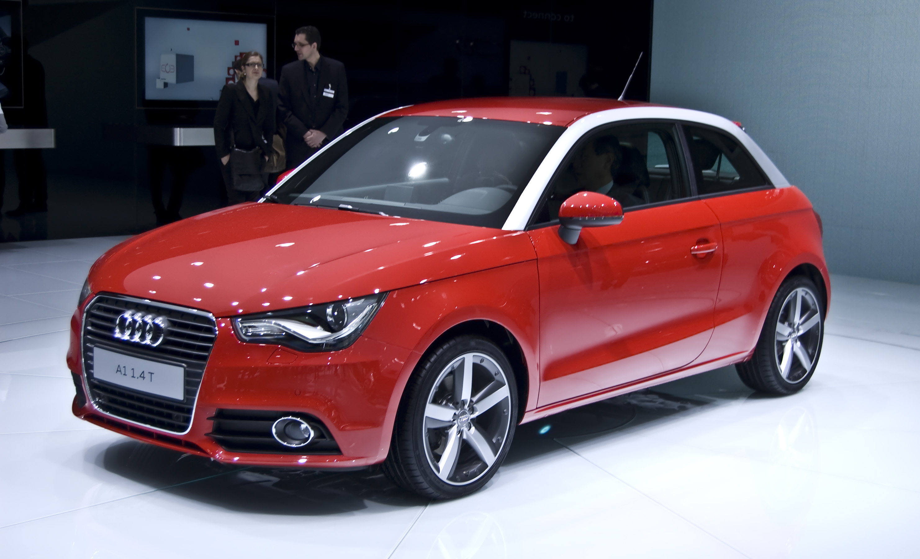 File Audi A1 Jpg Wikimedia Commons