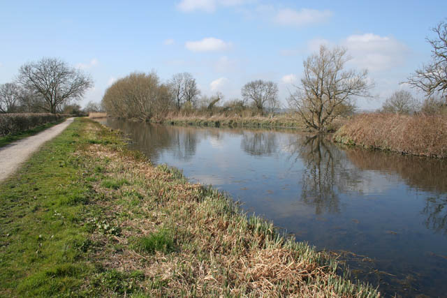Basin on the Grantham Canal - geograph.org.uk - 748508