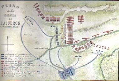 Battle of Calderón Bridge - Wikipedia