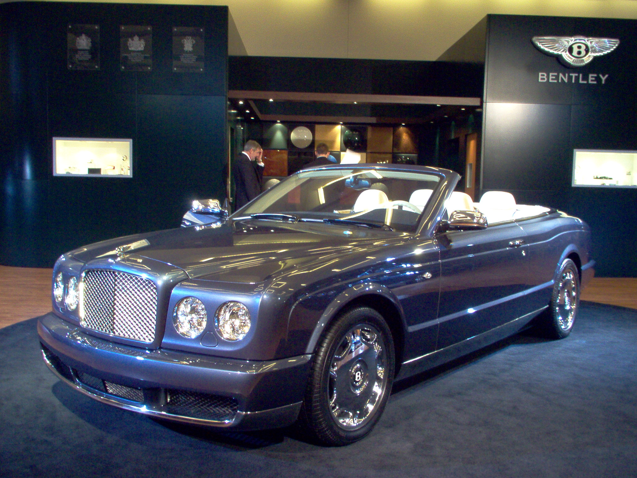 Bentley Azure T car photo
