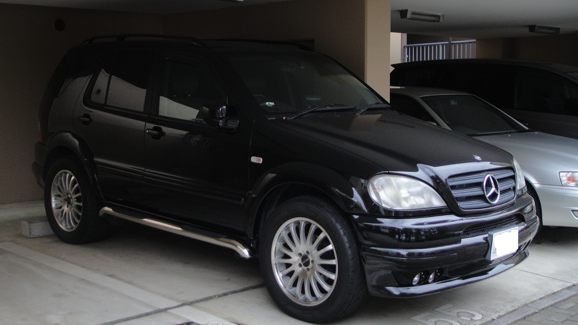 1999 Mercedes Benz Ml320