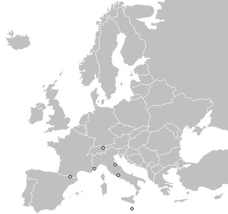 karta evrope sa granicama Osnovna škola Fažana   7.razred karta evrope sa granicama