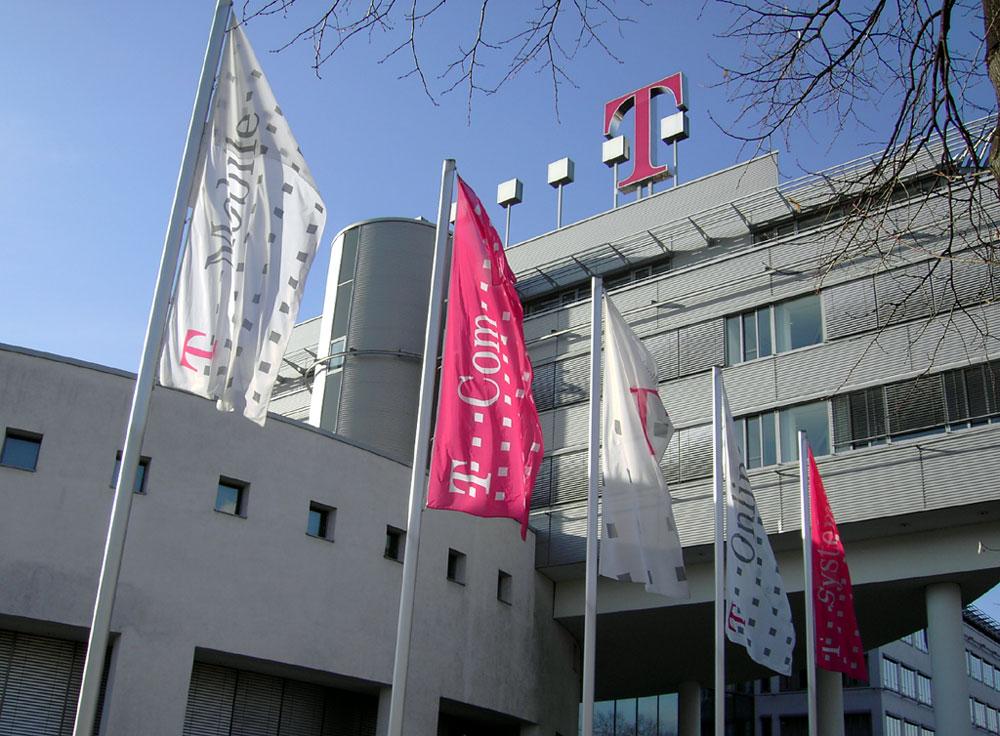 Deutsche Telekom Wikipedia