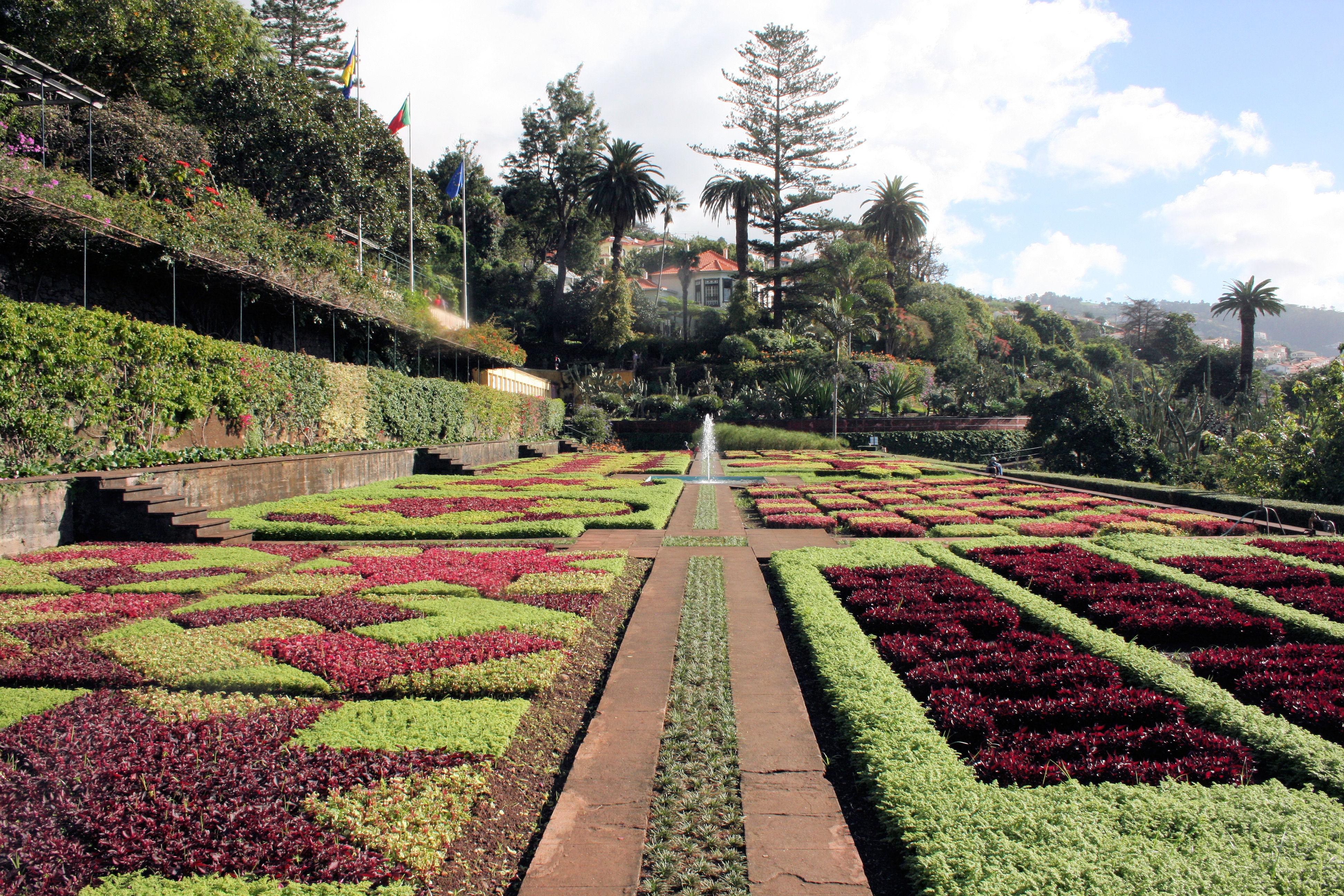 Botanischer Garten Funchal Wikipedia