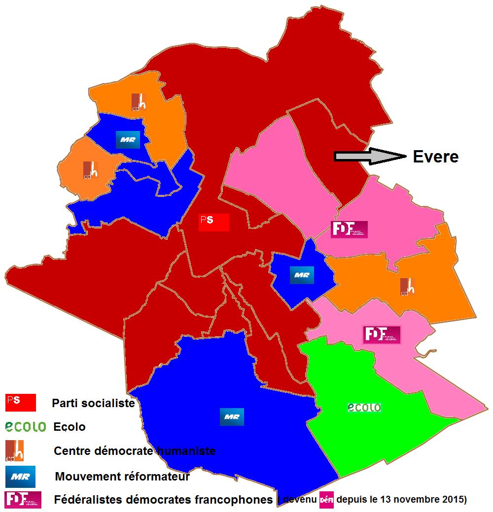 Code postal belgique bruxelles for Code postal 97