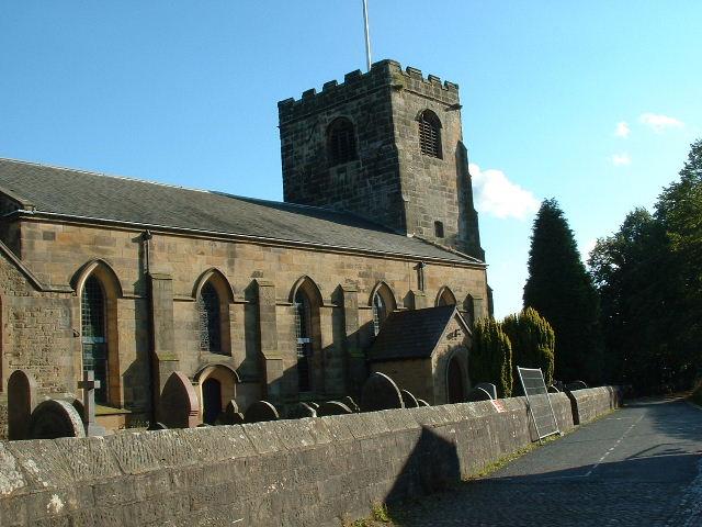 St John The Baptist S Church Broughton Wikipedia