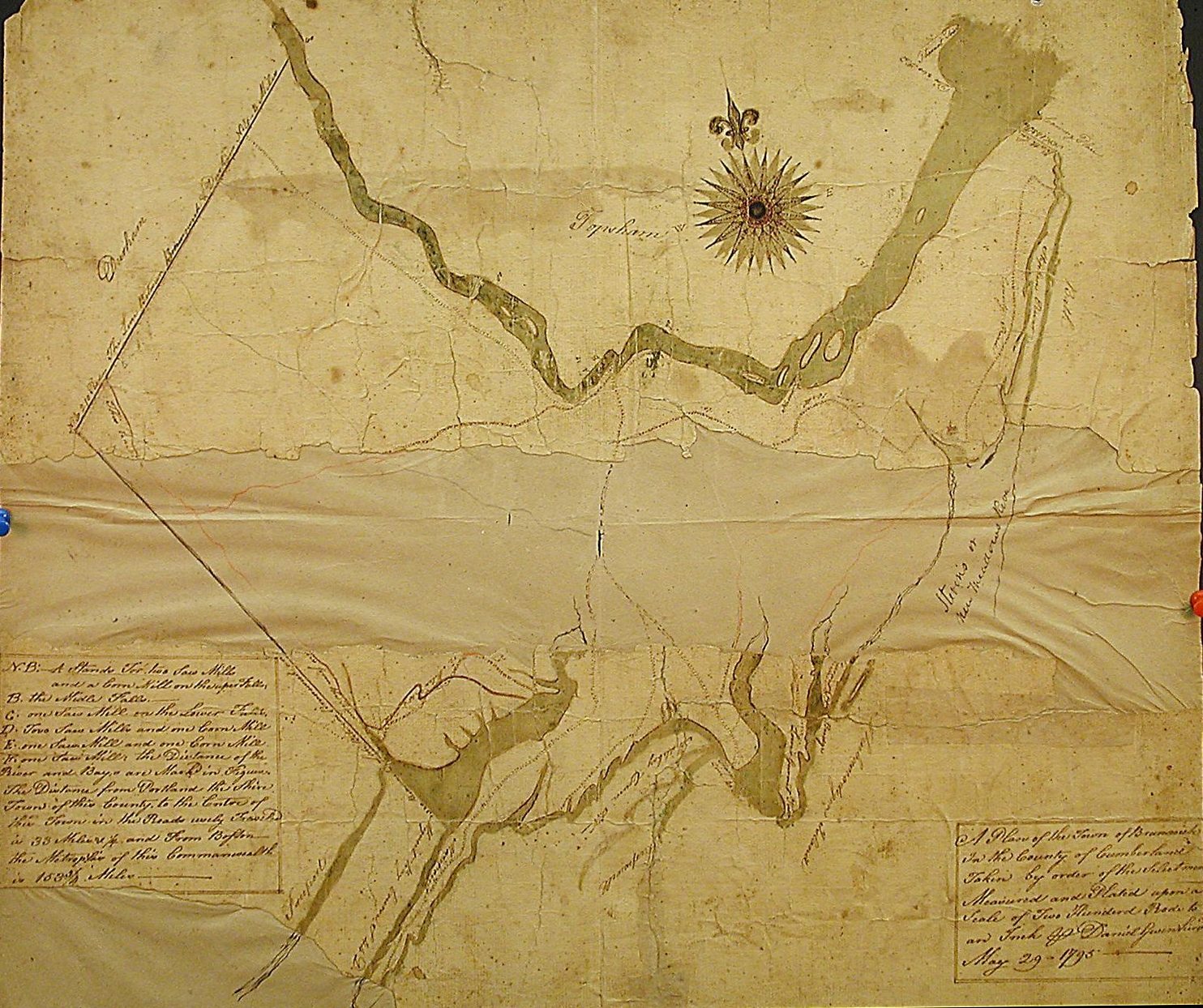 File:Brunswick Maine Map 1795.jpg
