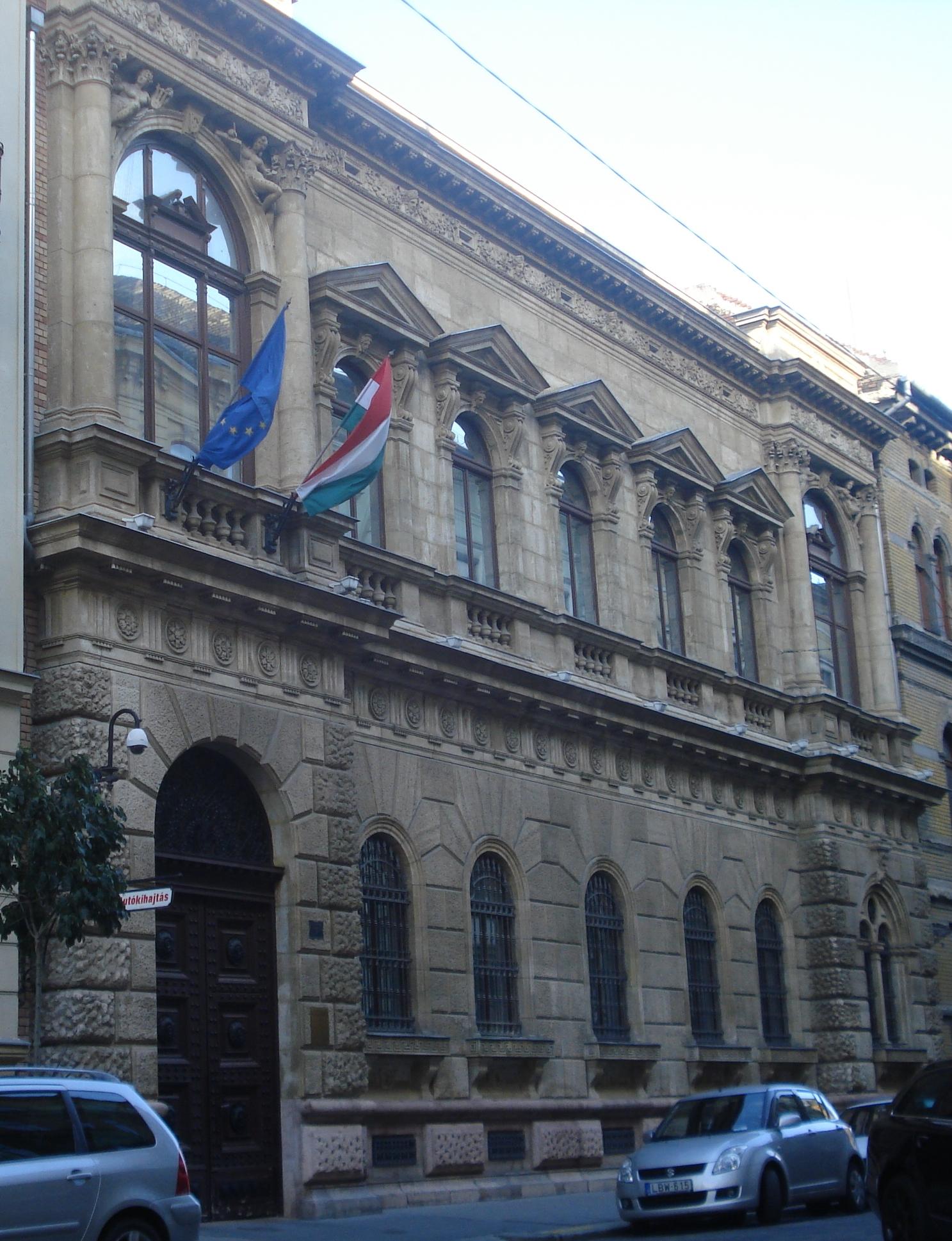 File:Budapest, VI. kerület, Eötvös utca 7. (731. számú