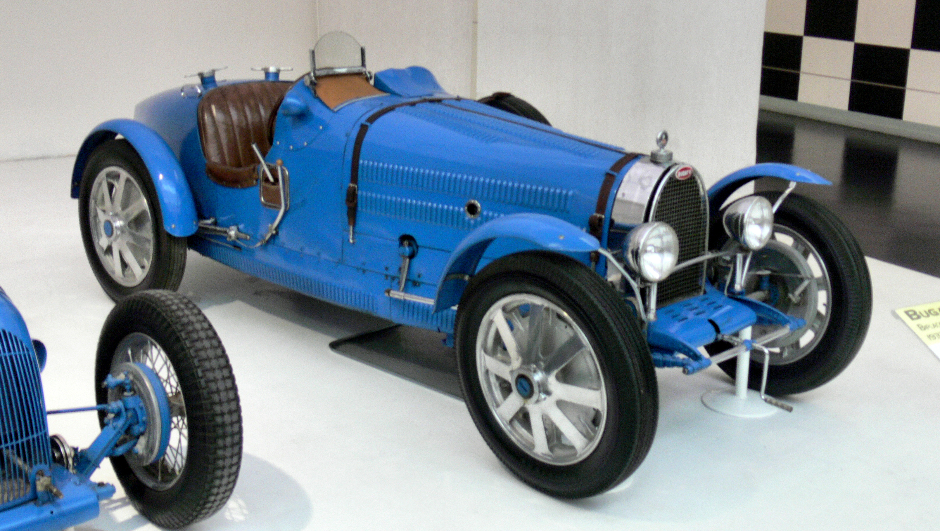 Eclectic Ephemera: Rare vintage racing Bugatti could fetch world ...