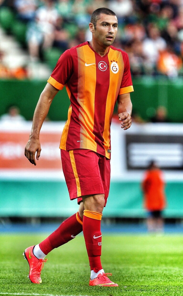 Burak Yilmaz - Source: TurkishFootball.com