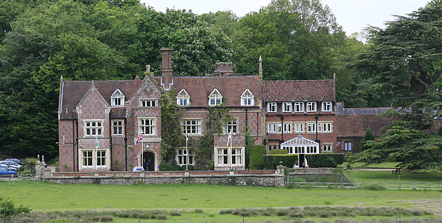 Burley Manor Hotel New Forest England