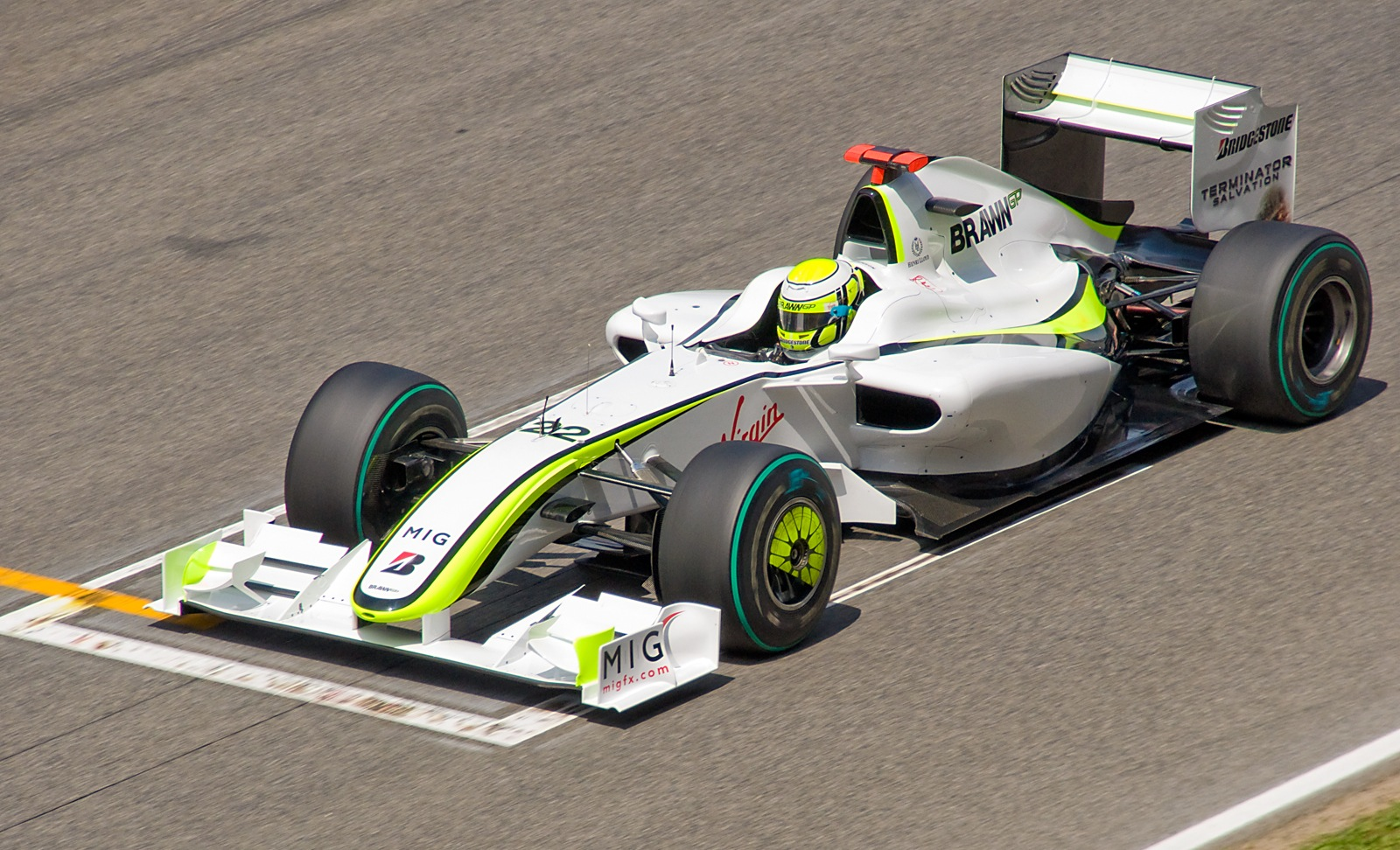 Brawn Gp Wikipedia