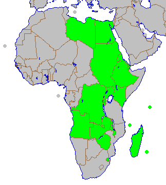 Atlas of Africa Wikimedia mons