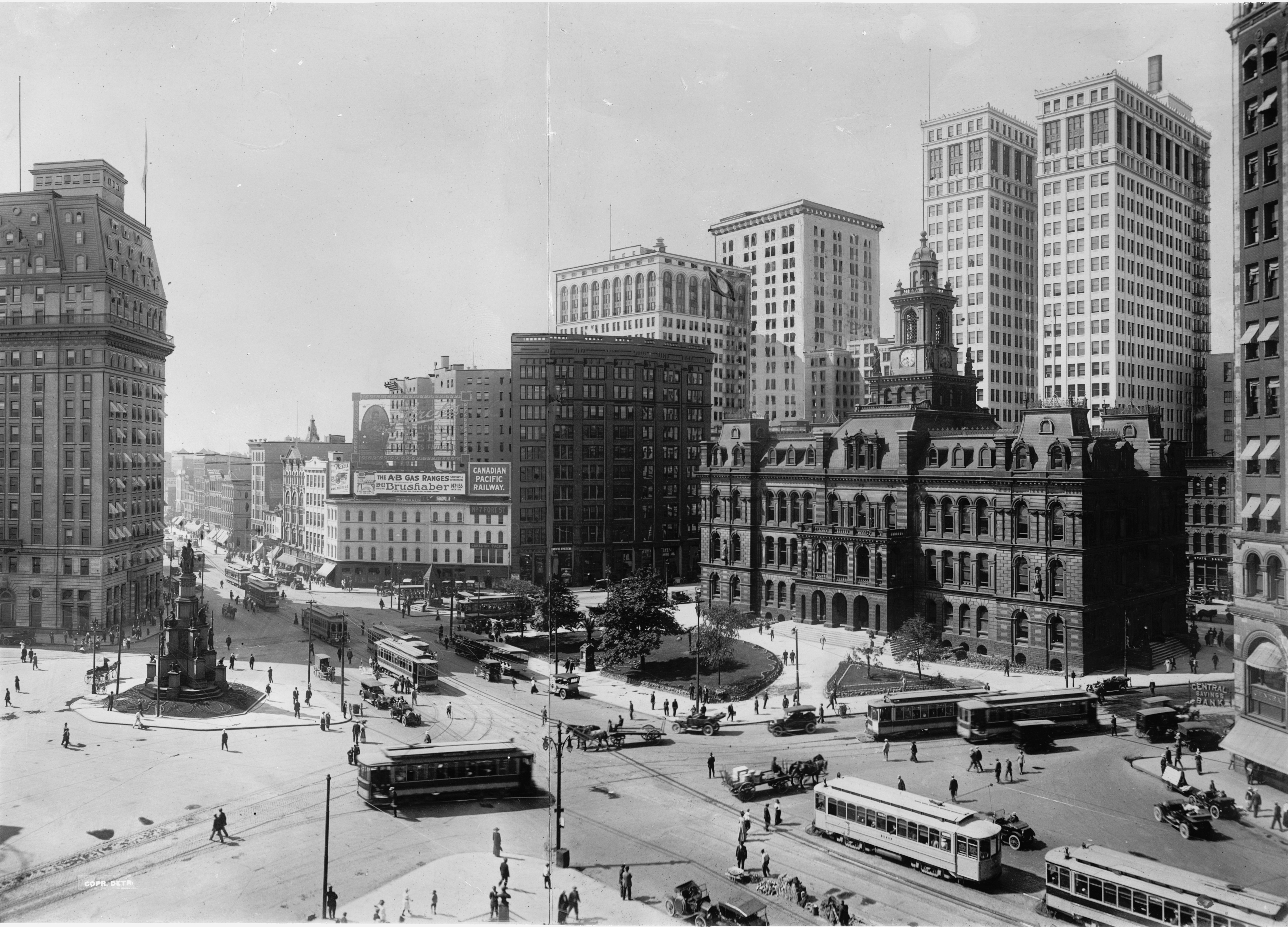 13 oldest photos ever taken in detroit for Ford motor company history background
