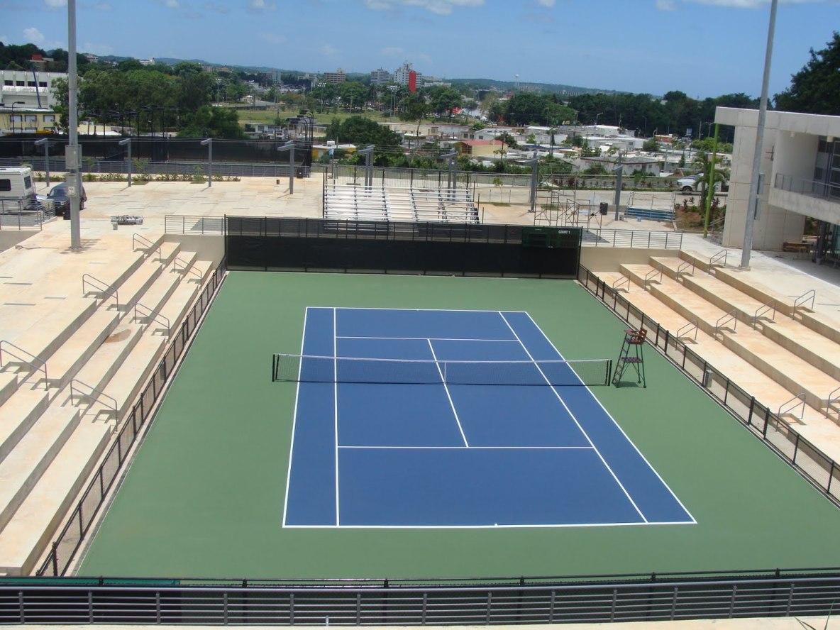 RUM Tennis Courts - Wikipedia