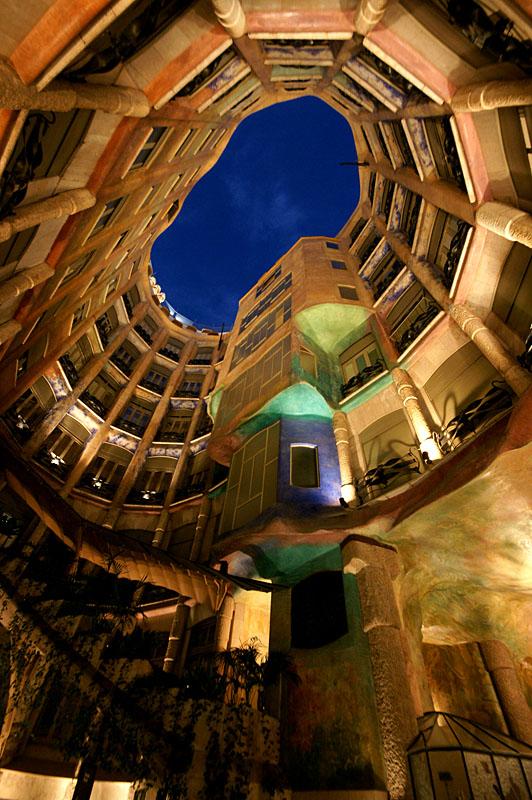 Tourism Adventure: Casa Mila Great Building