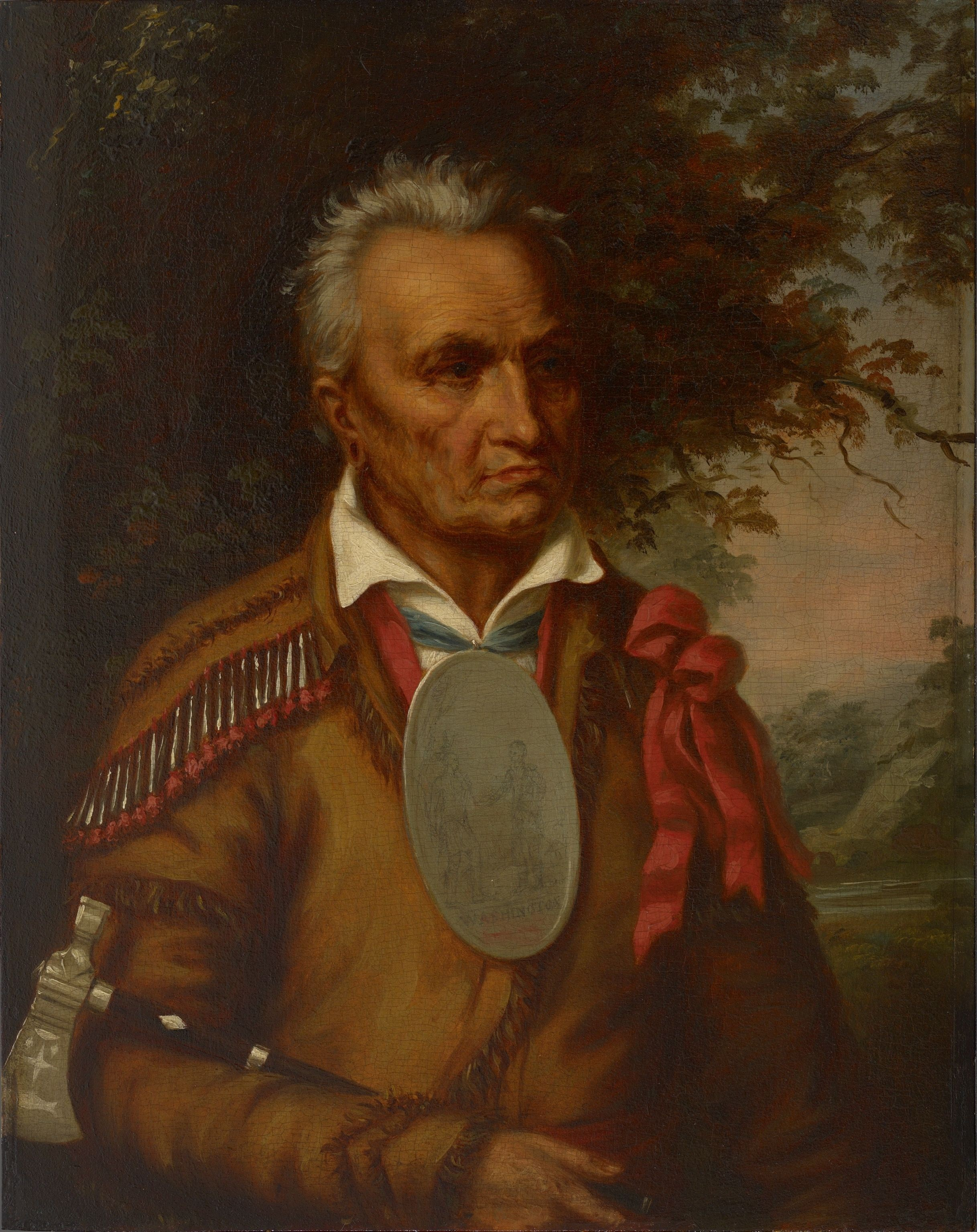 Red Jacket, Seneca, New York, Native People, Orator, Great Man, True believer