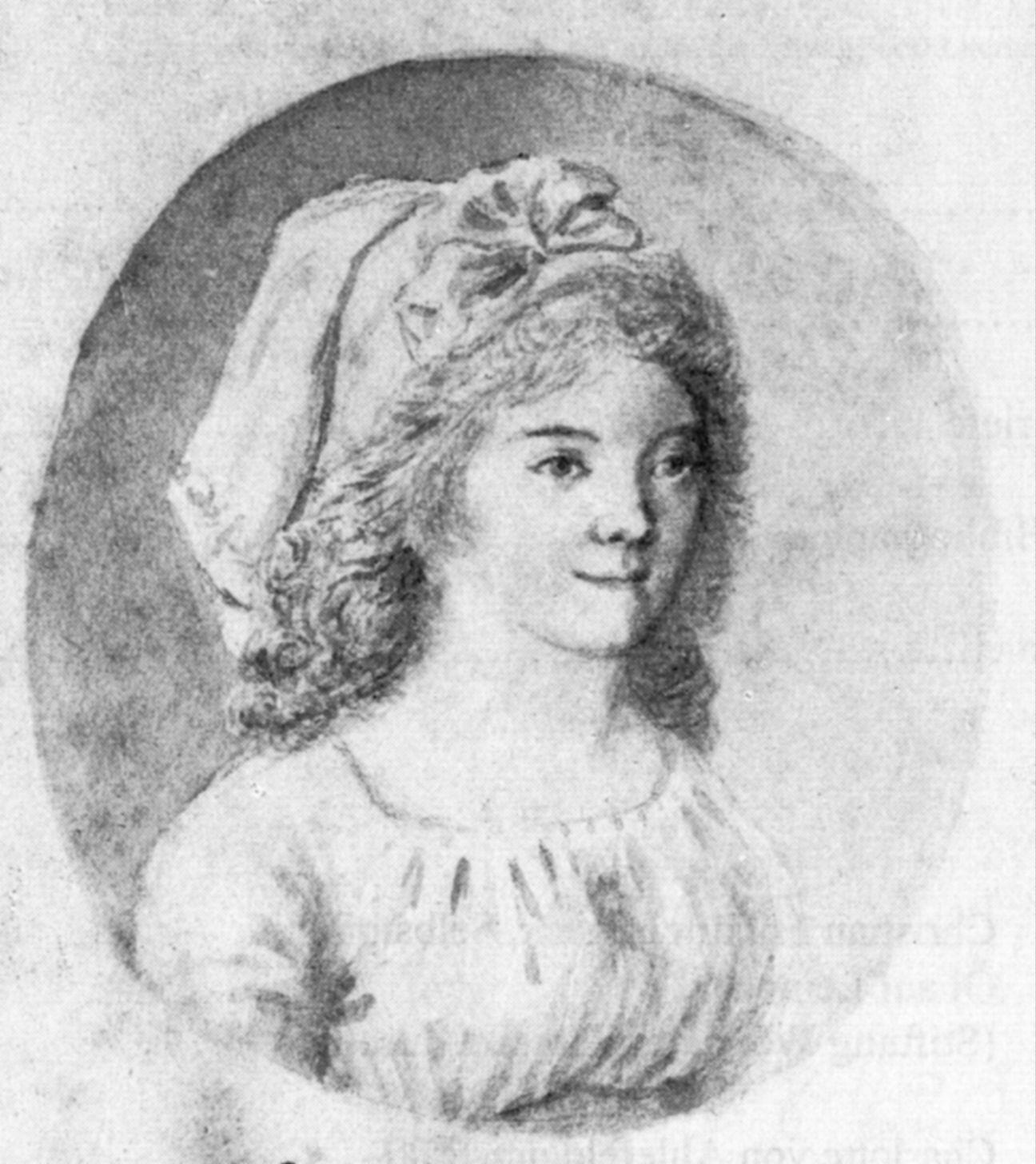 Charlotte von Ahlefeld.