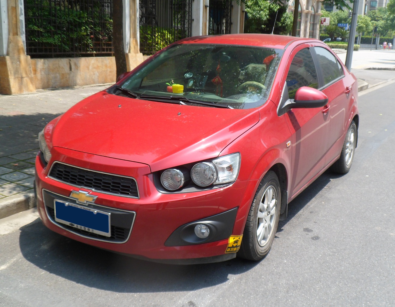 filechevrolet aveo t300 sedan 01 china 20120527