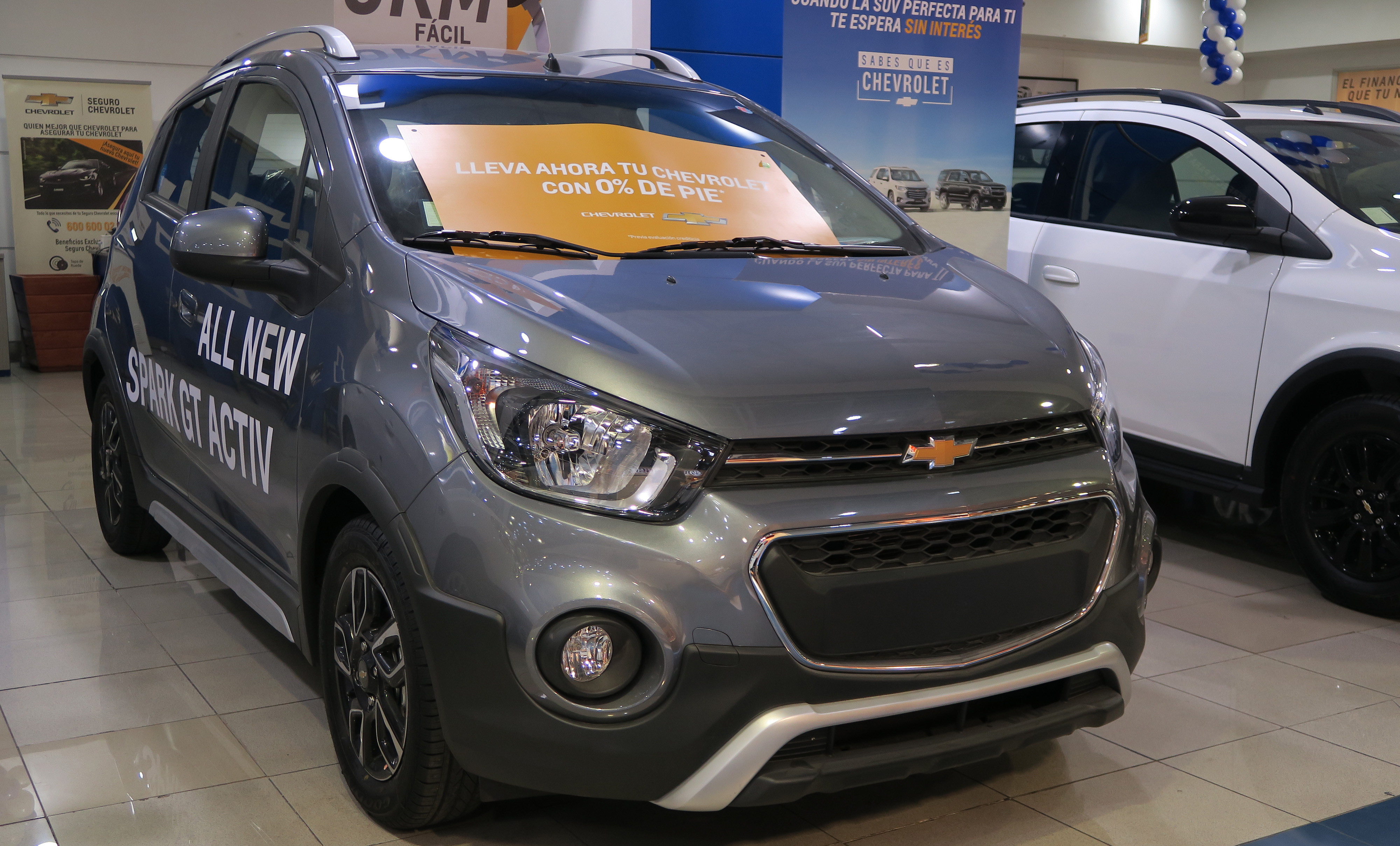 Chevrolet Spark Wikiwand
