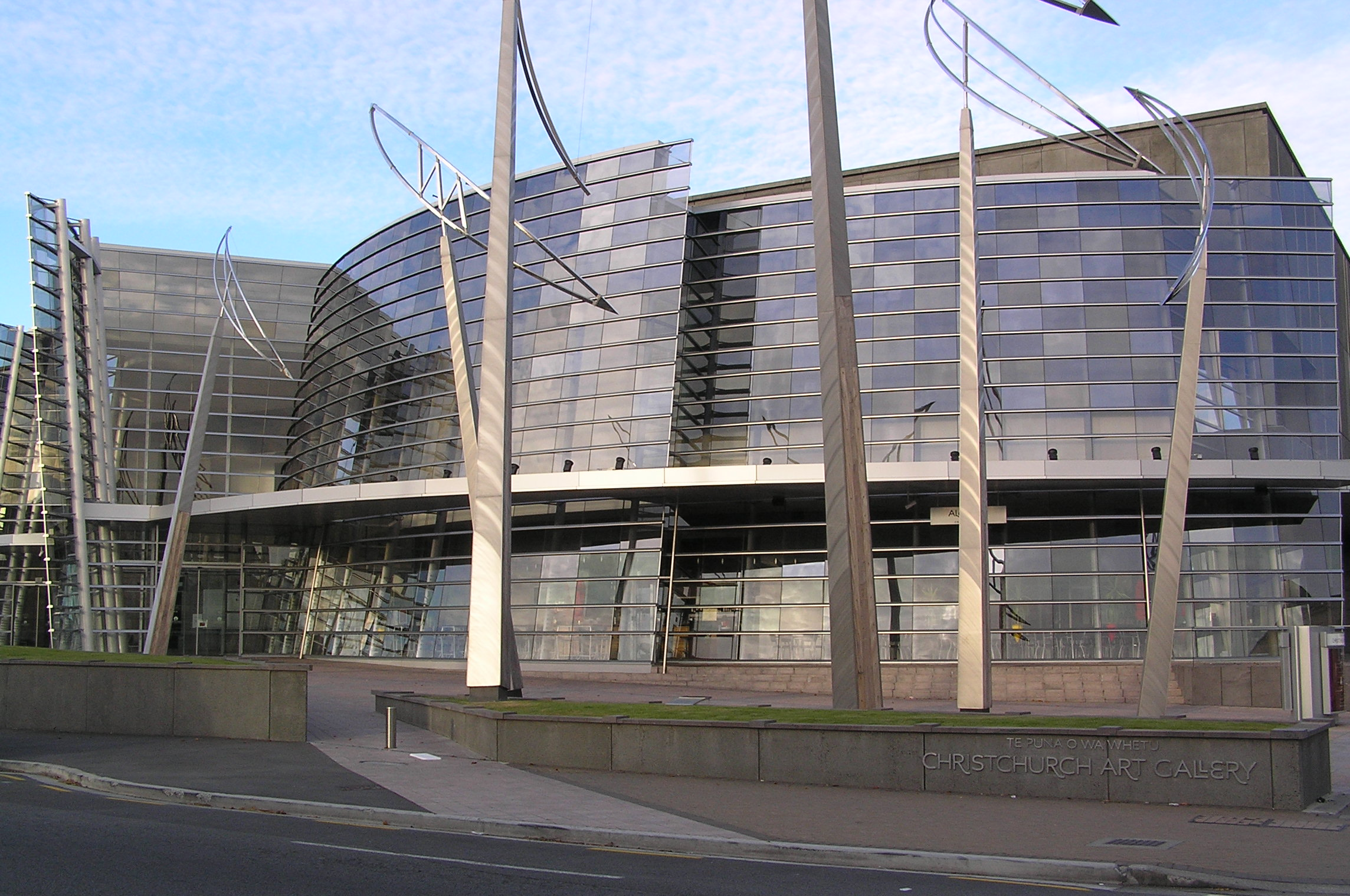 File:Christchurch Art Gallery (Christchurch, New Zealand